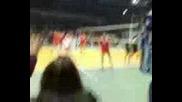 Цска - Фенербахче (волейбол) 11.11.2008г.
