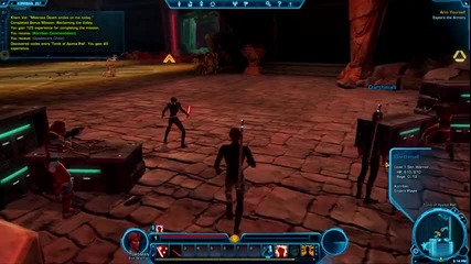 Star War: The Old Repucblic Beta-sith Warrior Beginning!