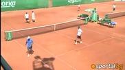 Загорка Тенис Къп финалите в София стартираха