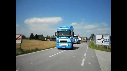 Truckertreffen Geinberg 20.08.2011 Teil10