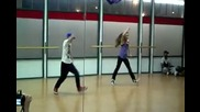 Jeremih - Down On Me // Choreography by Dejan Tubic // Janelle Ginestra