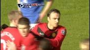 21.02.2010 Евертън 3 - 1 Манчестър Юнайтед гол на Димитър Бербатов