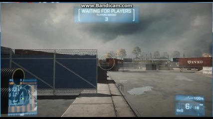 Battlefield 3 Usas-12 , .44magnum and C4 Explosives