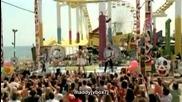 *ексклу3ивно*hannah Montana - Lets Get Crazy Music Video[edit](високо Качество)