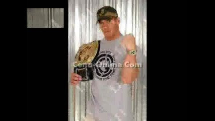 John Cena - We Are The Champions