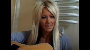 Блондинка Пее Песента When Youre Gone На Avril Lavigne