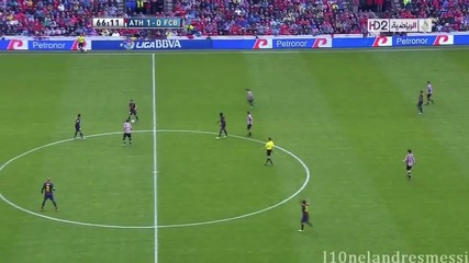 Lionel Messi - Elegantly Relentless (hd)