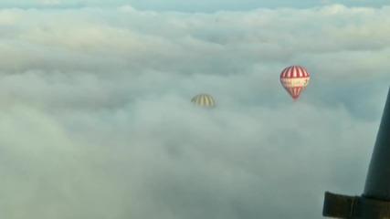 Балони, Кападокия - Полети над облаците