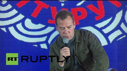 Russia: Medvedev confirms expanded territory into Okhotsk Sea