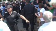 Bulgaria: Anti-Russian protesters clash with Night Wolves in Sofia