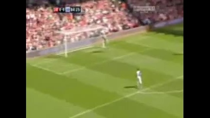 - Top 5 Liverpool Fc Goals (season 20089) -