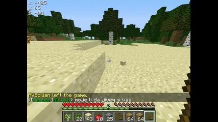 Minecraft ocelqvane Miltyplayer ep 1