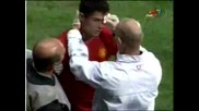 Сцепват Веждата На Cristiano Ronaldo