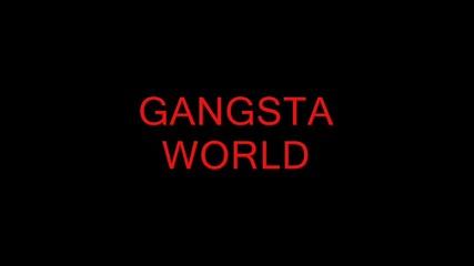New - Ruthless ft Gangsta World & Ripper - Gangsta Shit (bg Rap 2013)