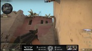 CS:GO Schоol със spyleader T de_mirage
