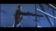 Терминатор 2 / Стрелбата по ченгетата