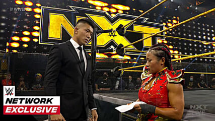 Boa presents Xia Li with another letter: WWE Network Exclusive, Oct. 21, 2020