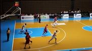 Левски стартира с победа в Балканската лига