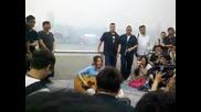 Yui ~ Roads Show in Hongkong