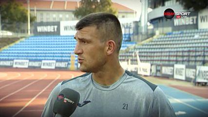 Венци Василев: Времето лети, не е толкова лошо да си на 30