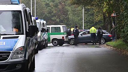 Germany: 'Bomb plot' leaves Chemnitz on police lockdown