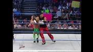 Wwe Matt Hardy vs Brian Kendrick - Cruiserweight championship ( Smackdown 17.04.2003 )