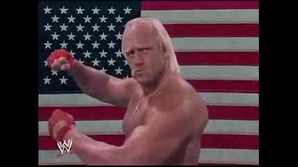 Wwe Hulk Hogan - Real American *bg sub