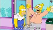 Семейство Симпсън С25 Е14 + Субтитри The Simpsons S25e14 Bg Sub