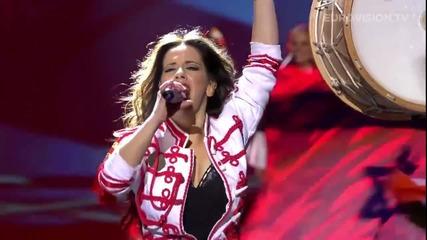 Евровизия 2013 Елица и Стунджи - Само Шампиони 12-то място / 45 точки