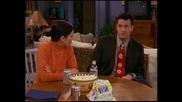 Приятели Friends Season 05 Episode 18 The One Where Rachel Smokes
