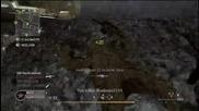 22 - 4 Team Death Match Overgrown Cod4