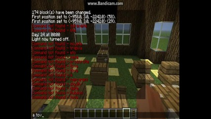 Minecraft Ресторант