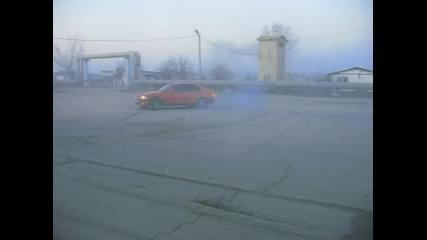 BMW e36 - Въртене На Пета