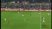 19.11.11 Суонзи 0 - 1 Манчестър Юнайтед - Най - доброто от мача