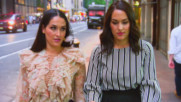 Brie Bella explains to Nikki Bella why she thinks she's not involved in SummerSlam Week: Total Divas Preview Clip, Jan.