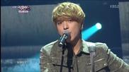 (hd) Cn Blue - I'm Sorry ~ Music Bank (08.02.2013)