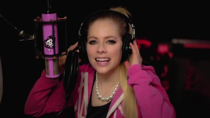 Мотивираща! 2015 Avril Lavigne - Fly (for Special Olympics)