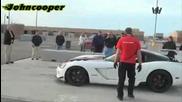 2011 Dodge Viper Acr-x в действие