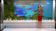 Прогноза за времето (11.12.2015 - сутрешна)
