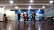 F(x) - Gangsta Boy ~ Dance Practice