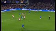 Chelsea V Stoke City .avi