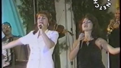 Цветанка Йотова и Мариана Тодоринова - Любовна орисия(live от Пирин Фолк 1999) - By Planetcho
