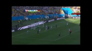 Франция - Германия 0:1
