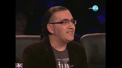 Ангел и Моисей, 25.10. - X Factor