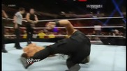 The Shield vs The Rhodes x Rey Mysterio Raw 25.11