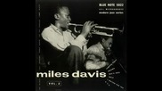 Miles Davis Sextet on Blue Note 1953