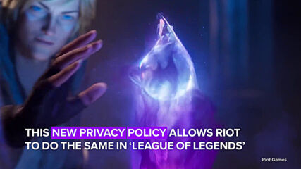 Riot Games may be listening to you, but for a greater good