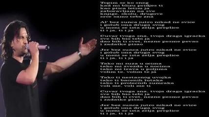 Aca Lukas - Topim se kao sneg - (Audio - Live 1999)