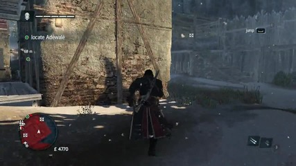 Assassin's Creed Rogue - 100% Sync [sequence 5 - Memory 2]
