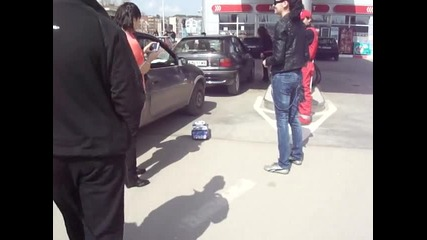 Протест против високите цени на горивата 27.03.2011